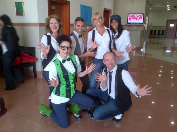 CWC dancers!